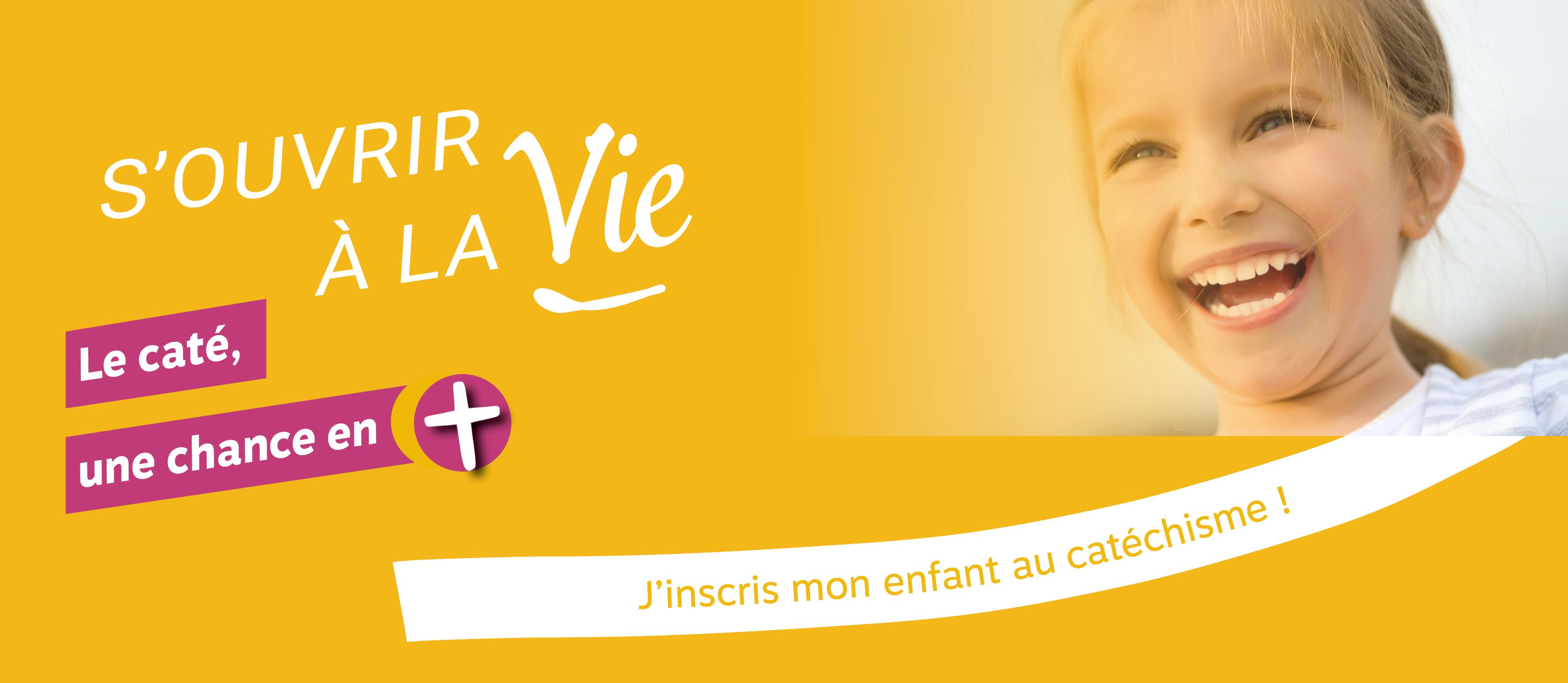 Communication du diocèse de Mende - Campagne catéchèse 2019