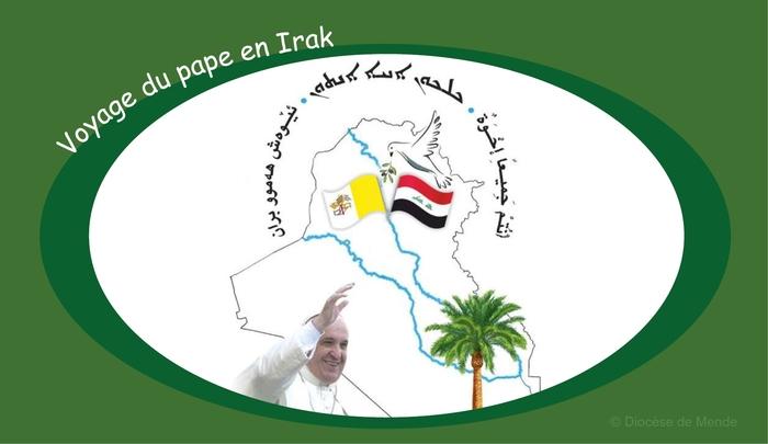 Voyages du Pape en Irak