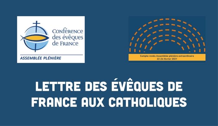 Lettre des évêques de France aux catholiques - Le Diocèse de Mende