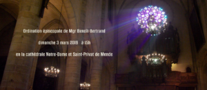 Messe d'ordination de Mgr Bertrand le 3 mars 2019 - Copyright-Diocese-Mende