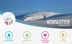 Newsletter du diocèse de Mende