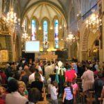 Messe de la journée Start'Jeunes et Fête des familles